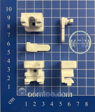 Swish WD315WCB Lever Lock Brackets