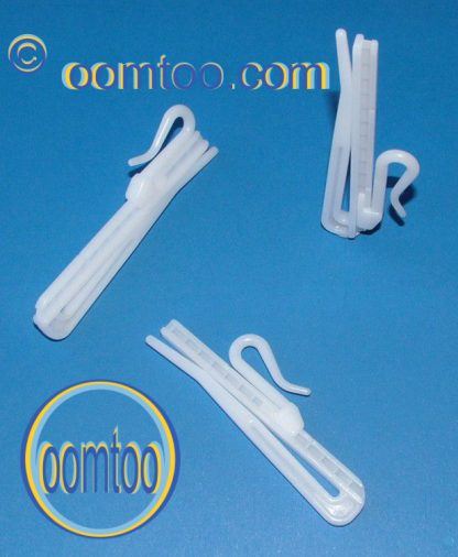 adjustable curtain hooks 75mm open